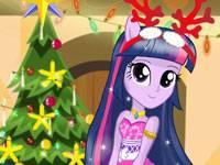 Twilight Sparkle Christmas