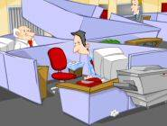 L'ennui au bureau