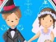 Wedding Couple Doll House