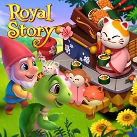 Royal Story on Playhub