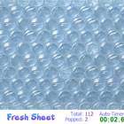Bubble plastic